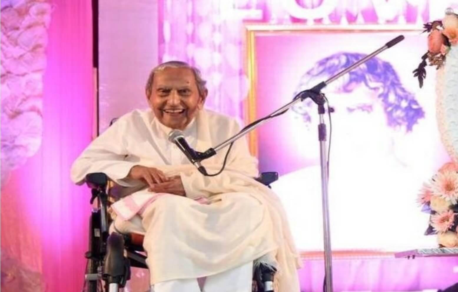 আধ্যাত্মিক নেতা জেপি ভাচৱানিৰ মৃত্যু