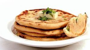 Cottage Cheese Parantha