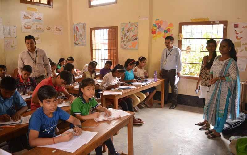 জিলা ভিত্তিক কেলিগ্ৰাফী প্ৰতিযোগিতা অনুষ্ঠিত