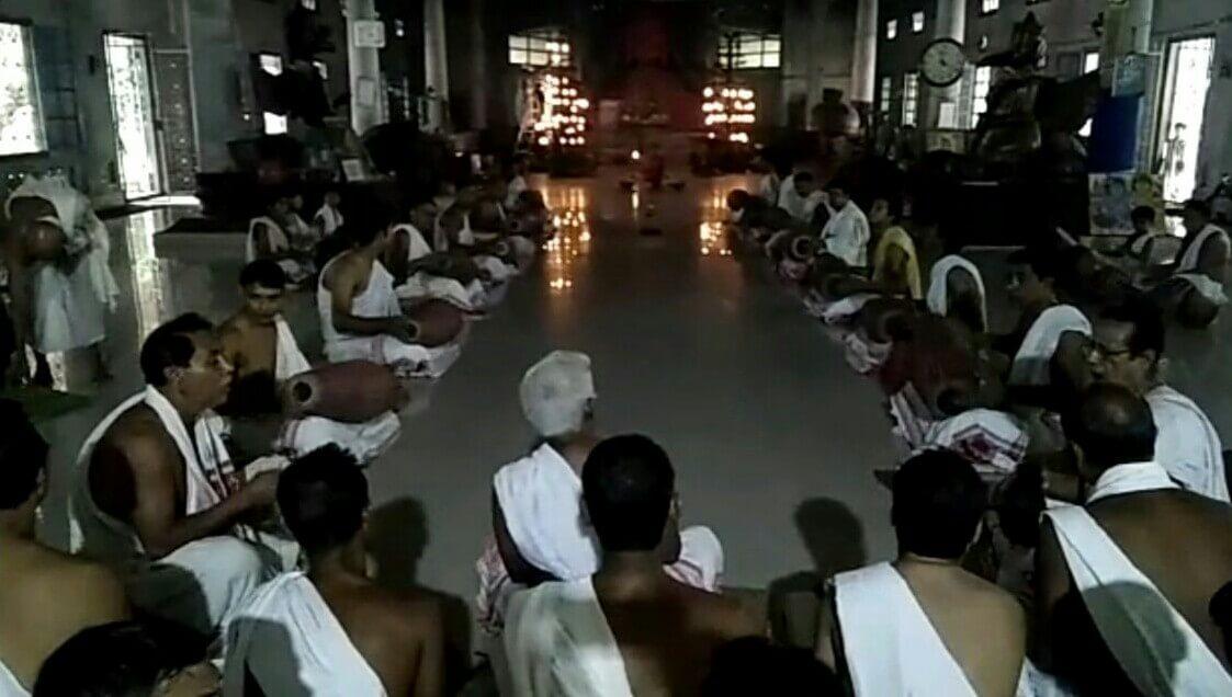 বটদ্ৰৱা থানত গুৰুজনাৰ তিৰোভাৱ তিথি পালন