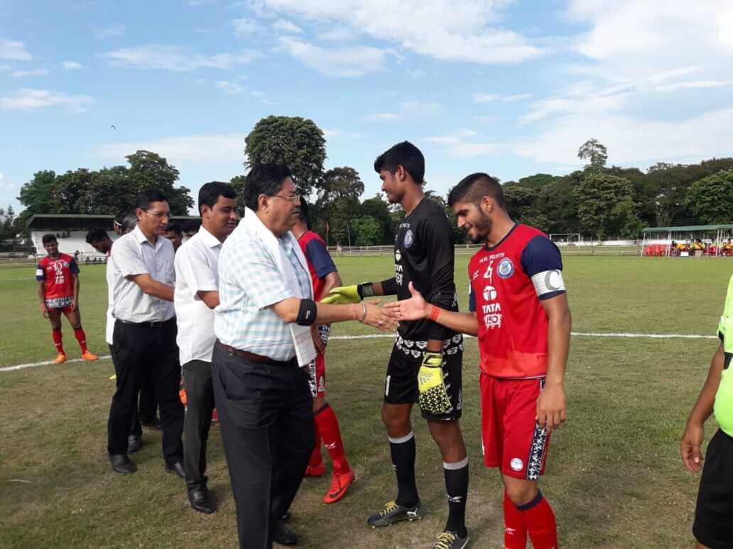 দুলীয়াজানত ৱদৌছাঁ কাপ ফুটবল প্ৰতিযোগিতা অনুষ্ঠিত