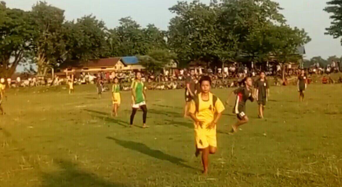 বিলাসীপাৰাত মহিলা ফুটবল প্ৰতিযোগিতা অনুস্থিত