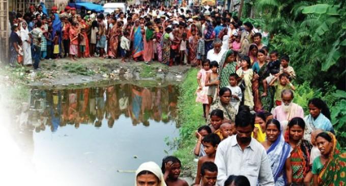 কোনো বাংলাদেশীয়ে বিগত দহ বছৰত অসমত অবৈধভাবে প্ৰবেশ কৰা নাই: বিজেপি