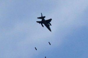 MiG 21 fighter jet crashes