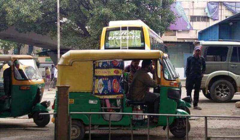 ১৫ কিলোমিটাৰত ভাৰা হ'লগৈ ৪৩০০ টকা: যাত্ৰী পালেগৈ থানা
